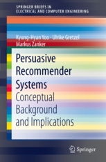 Cover of 'Persuasive Recommender Systems'